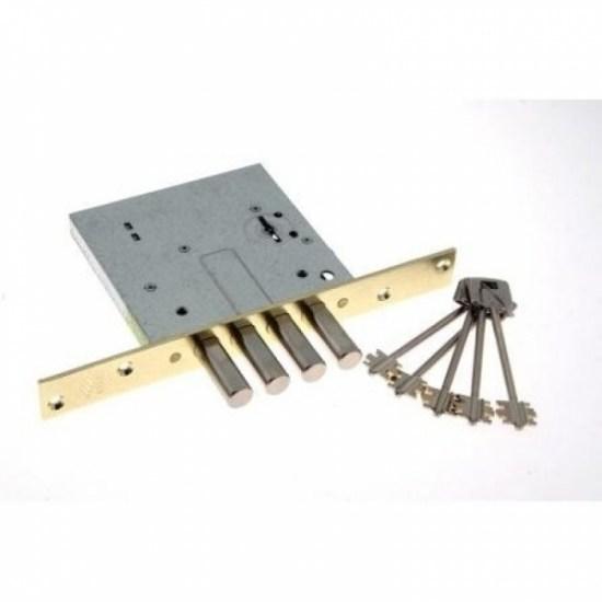 Kλειδαριά ξύλινης πόρτας CISA 57028-60