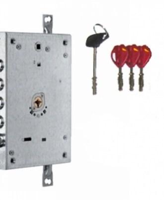 Κλειδαριά πόρτας ασφαλείας Νέου τύπου (Omega Plus) ezg_12