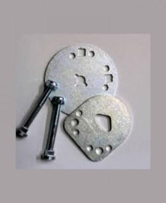 Κλειδαριά πόρτας ασφαλείας Νέου τύπου (Omega Plus) multlock-083