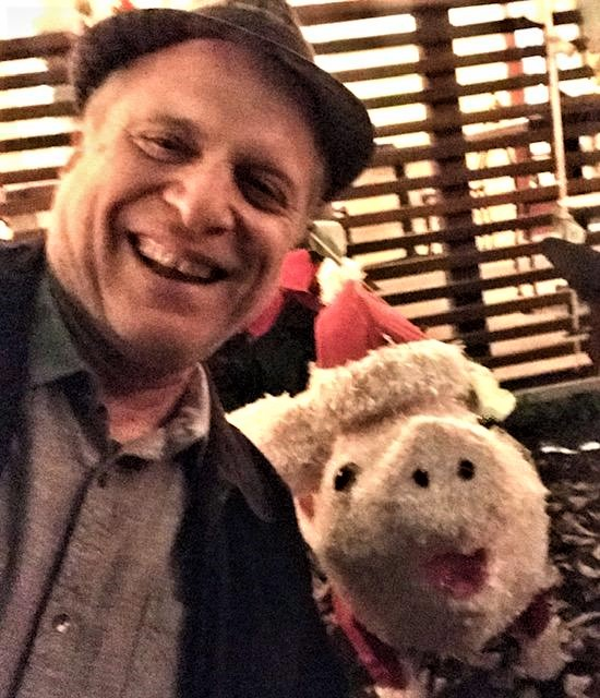 pig and I