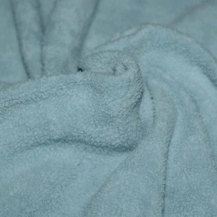 oud groen katoen fleece