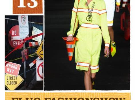 Fluo Fashionshow Friday