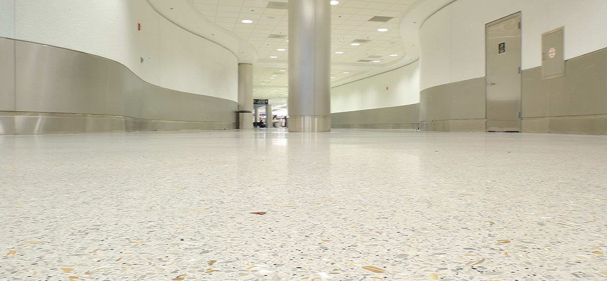 Common Places to Find Terrazzo Flooring  Klein  Co