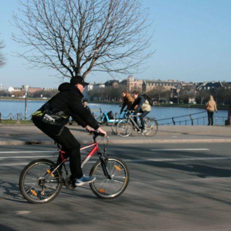 Dronning Louises fietser 49
