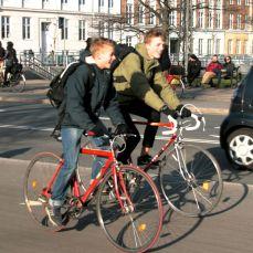 Dronning Louises fietser 34