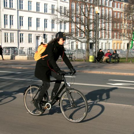 Dronning Louises fietser 30