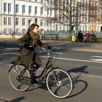 Dronning Louises fietser 21