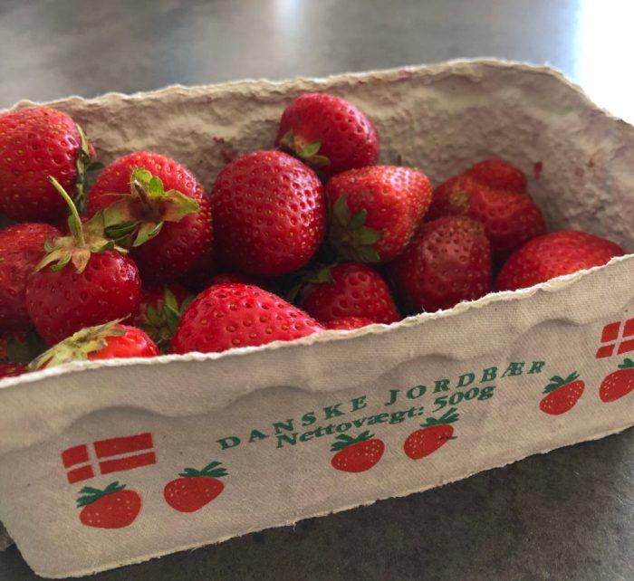 deense aardbeien