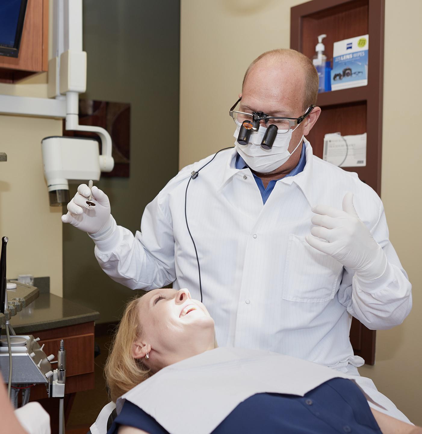 Dr Doug Klein Dentist Office in Grandville MI 49418 - KleinDentistry.com