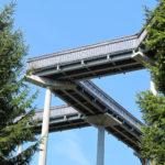 30 Meter hoch ist der Waldwipfelpfad