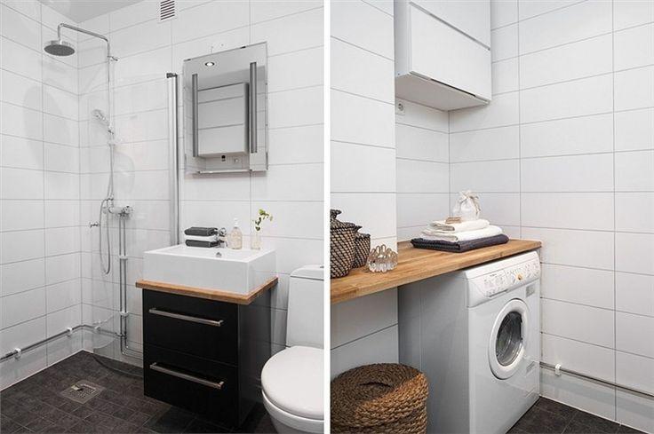 kleinebadkamerwasmachine3  Kleine badkamers