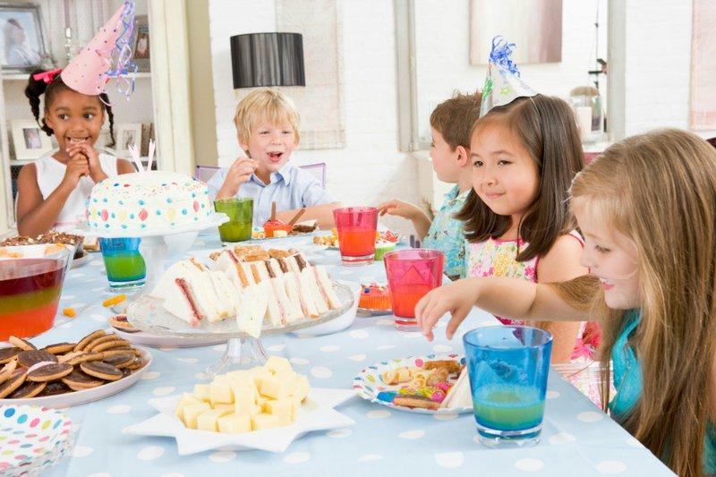 Kinderfeestjes met laag budget