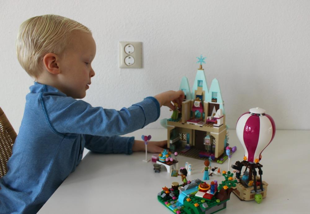 Lego Friends ook leuk voor jongens? Jazeker!