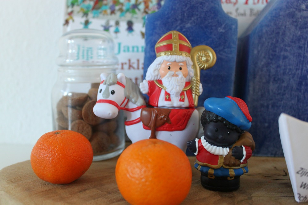 Seizoenstafel Sinterklaas
