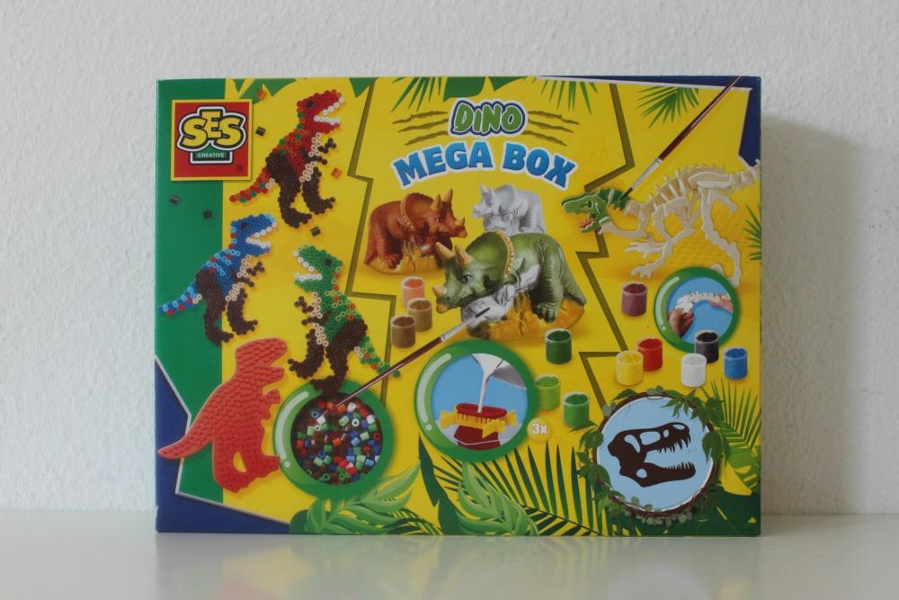 SES Creative - Dino Mega Box