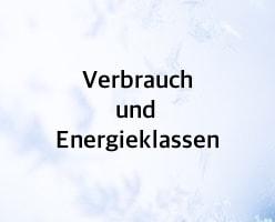 Energieverbrauch Die Energieeffizenzklassen Und Was Sie Verbrauchen