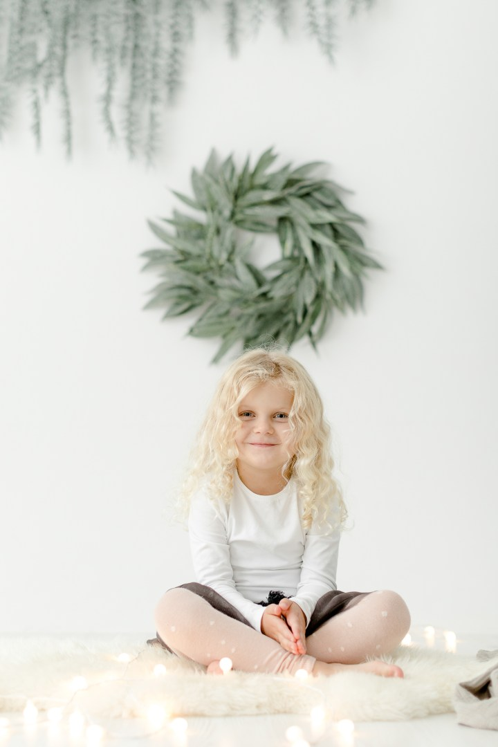 Fotoshooting zu Weihnachten 2020 // Minisession