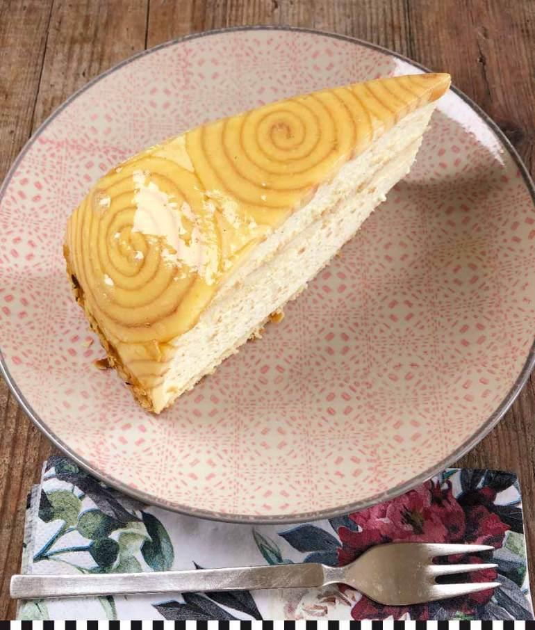 Rezept Charlotte Royale Torte