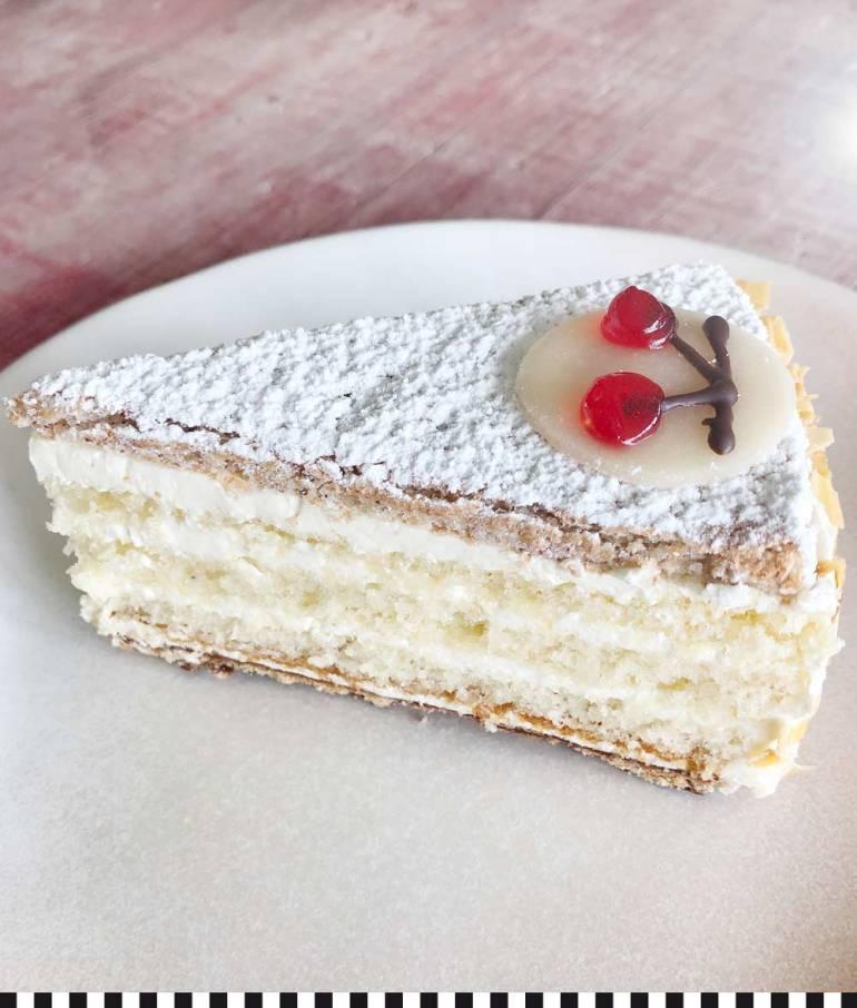 Rezept Kirschwasser-Torte aus der Konditorei Heinemann