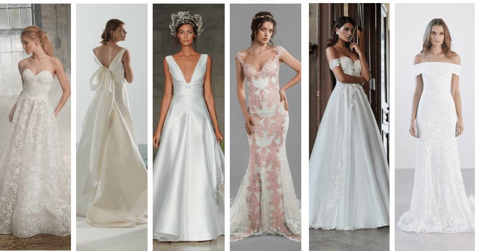 6 Wedding Dress Designers You Need To Put On Your Radar