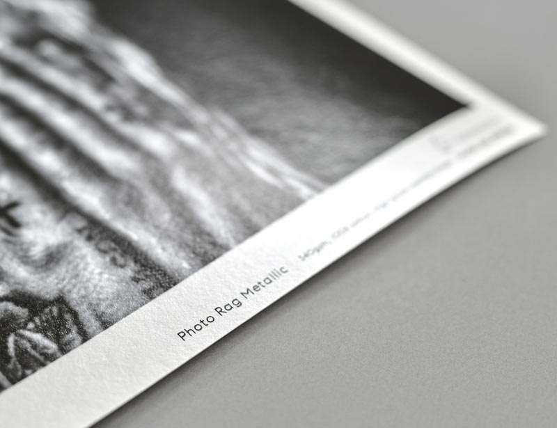 Hahnemühle Photo Rag Metallic 340 gsm