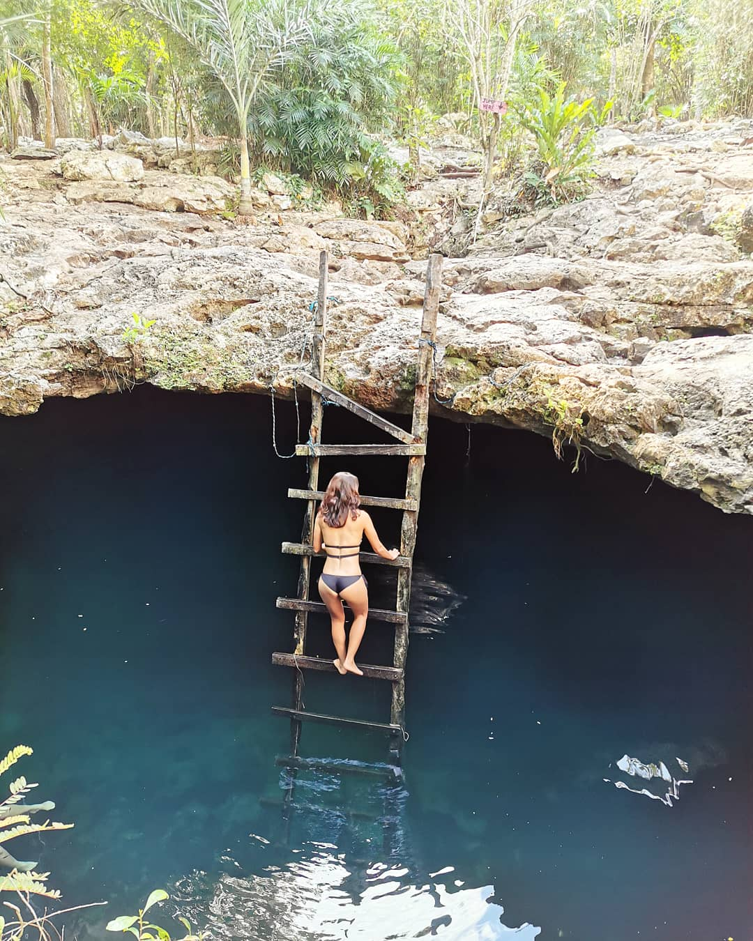 Mexiko Rundreise Highlights Cenote Calavera