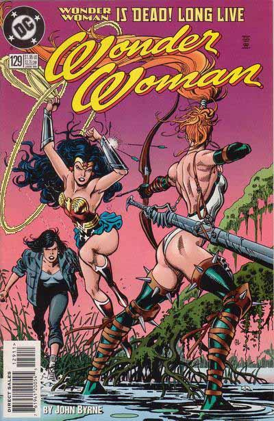 Wonder Woman (1995-1998)