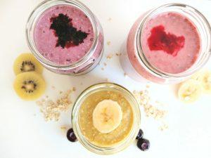 Smoothies für die ganze Famile – die leckere und gesunde Alternative zum Frühstück oder einfach als Zwischenmahlzeit