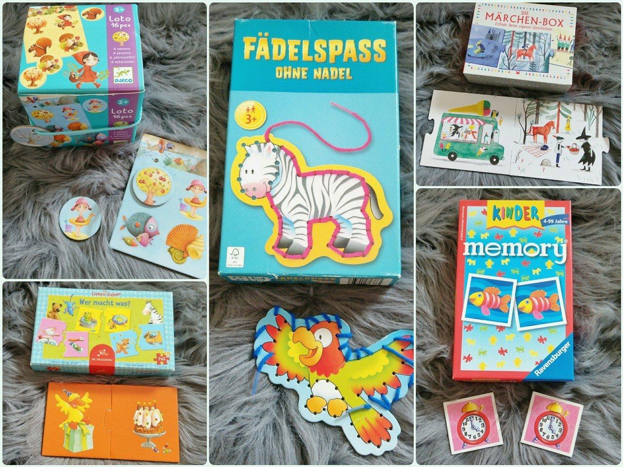 Tolle Spiele für Kinder ab 2 Jahren – unsere fünf Favoriten
