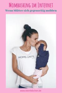 Mombashing nennt man es, wenn Mütter andere Mütter anfeinden, bevorzugt im Internet und sozialen Medien. Dabei geht es immer darum, was andere Mütter falsch machen. Was ich auf Instagram erlebt habe, könnt ihr hier nachlesen