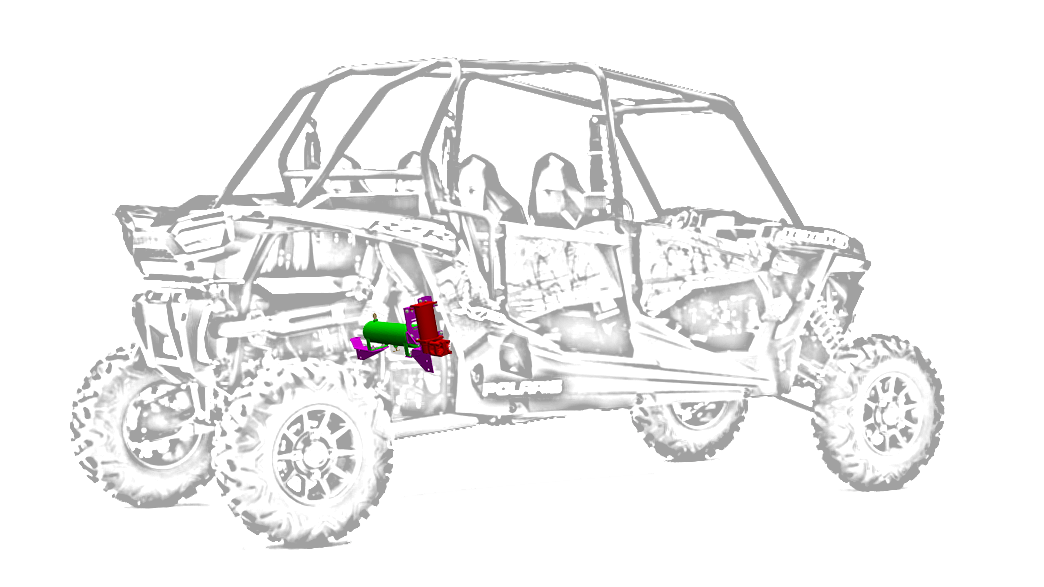 RZR XP 1000 — Kleinn Air Horns