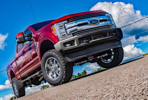 small resolution of ford raptor f 150 custom fit bolt on train horn onboard air systems