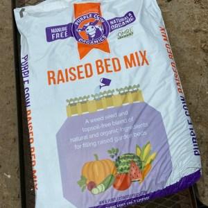 Purple Cow Raised Bed Mix