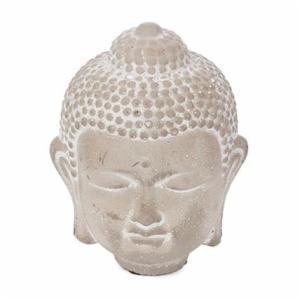 Cement Buddha Head