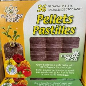 growing pellets