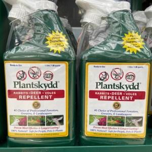 Plantskydd Repellent 1.08 quart RTU