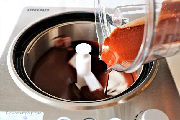 Eismaschine von Unold - Profi 48870