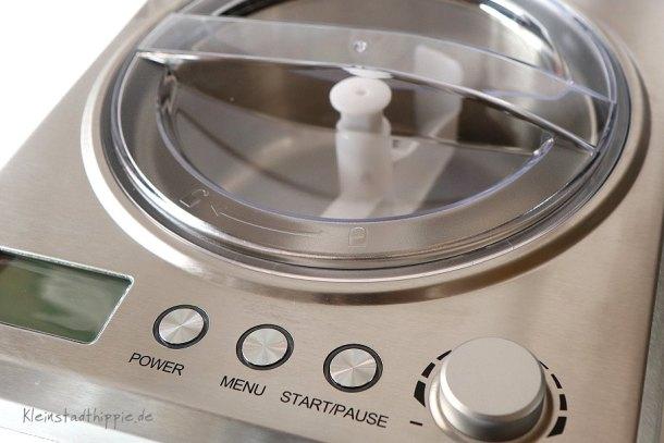 Eismaschine Unold Profi 48870