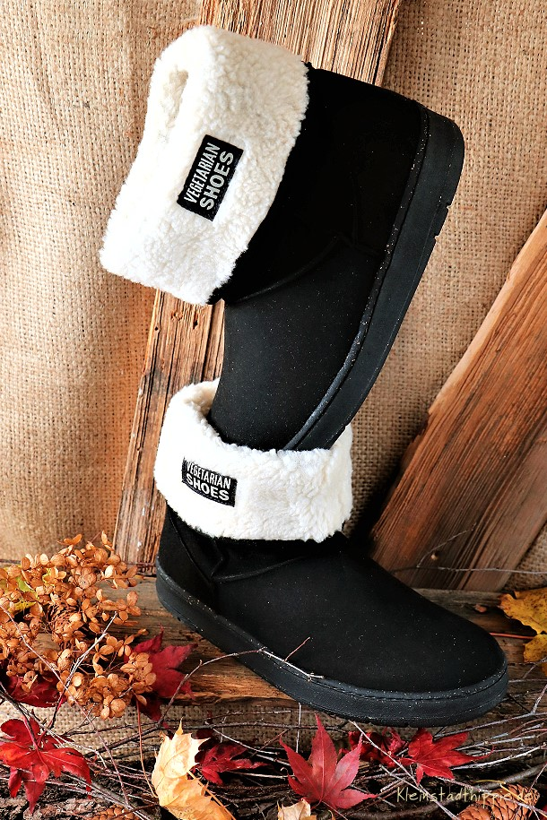 Snug boot black