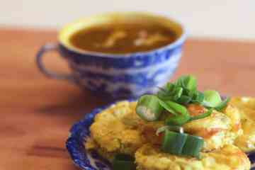 Hollands Recept Nederlands soep quiche kaas mosterd Biologische Pittige Groninger Mosterdsoep Kleinstesoepfabriek