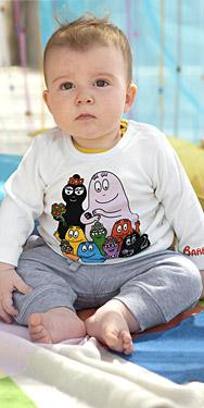 Hennes Mauritz barbapapa kids clothes