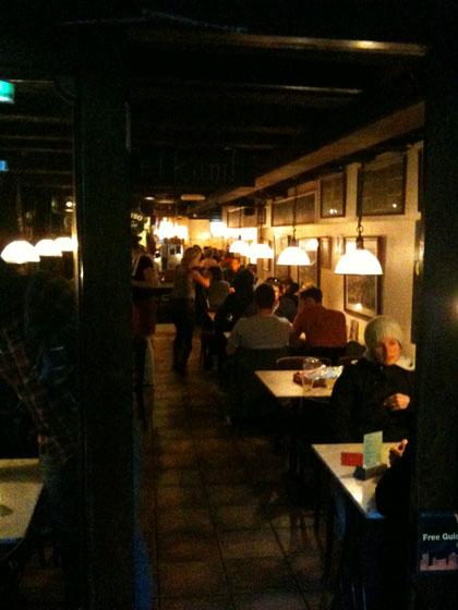 Amsterdam mit Kids - the pancake bakery amsterdam