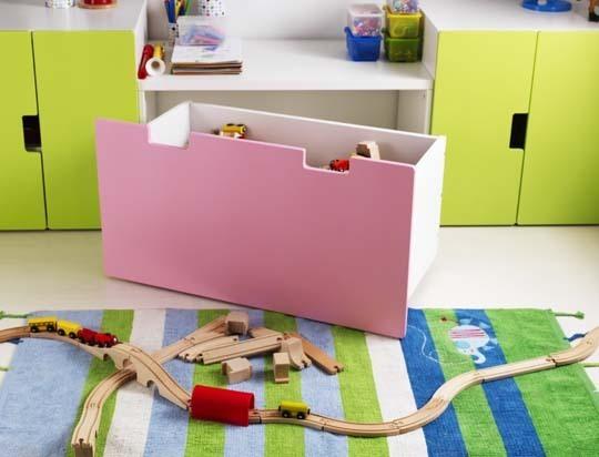 STUVA : stylische Kindermöbel bei IKEA!