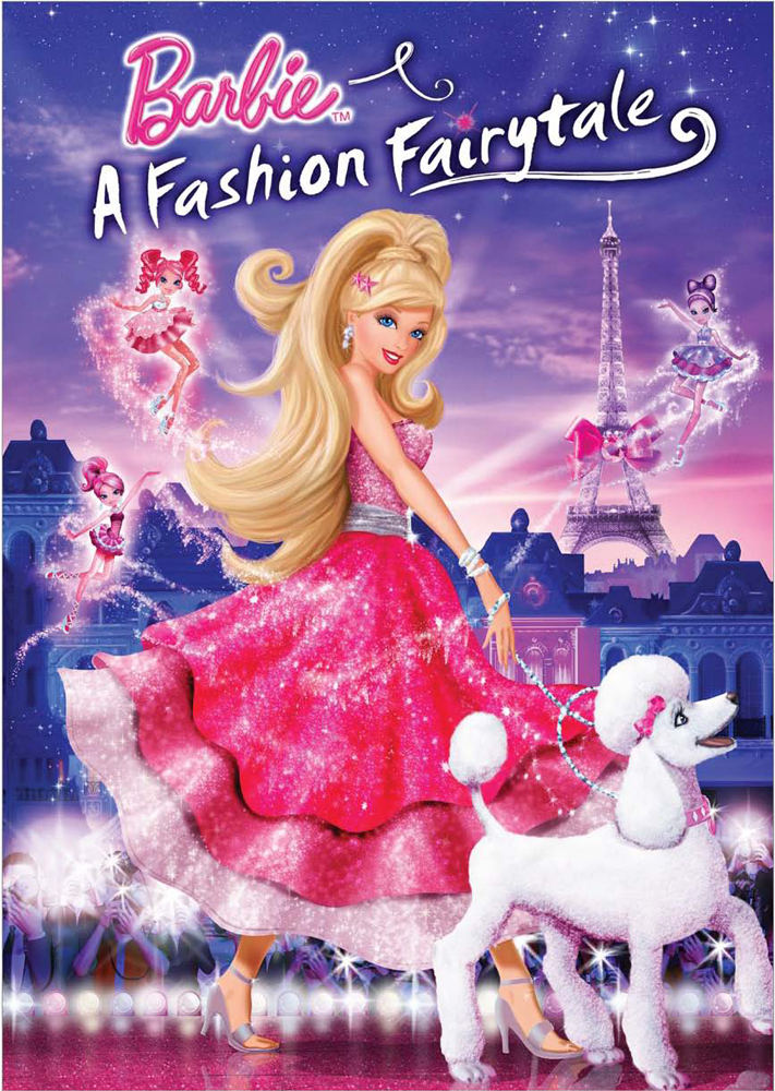Barbie Modezauber in Paris DVD