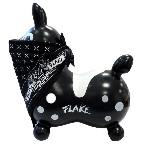Zac Pac Flake rody venice black