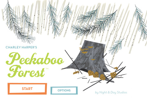 Peekaboo Forest : interaktives Bilderbuch