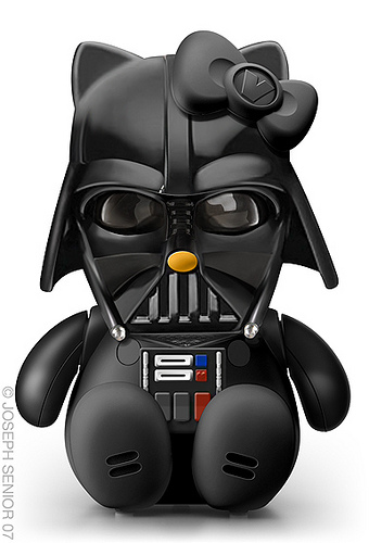 (Deutsch) Star Wars + Hello Kitty = Joseph Senior