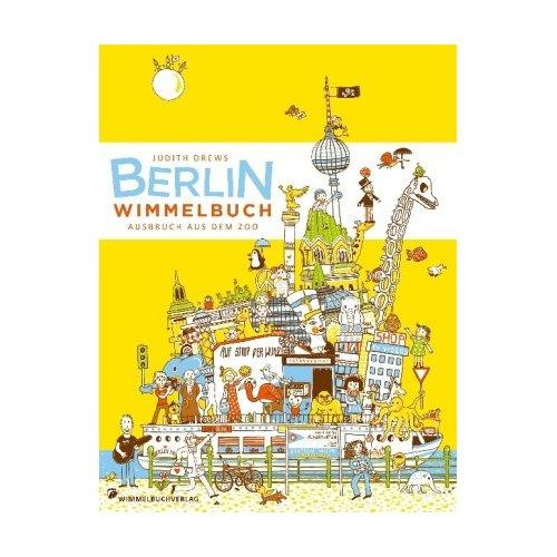 Judith Drews Berlin wimmelbuch