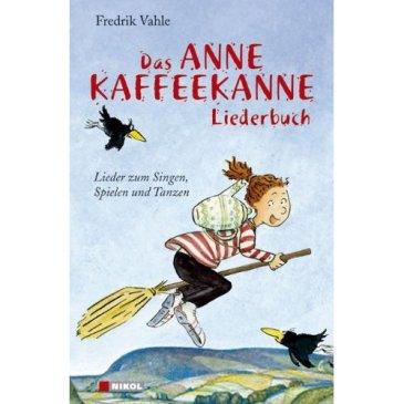 Frederik Vahle Anne Kaffekanne Liederbuch