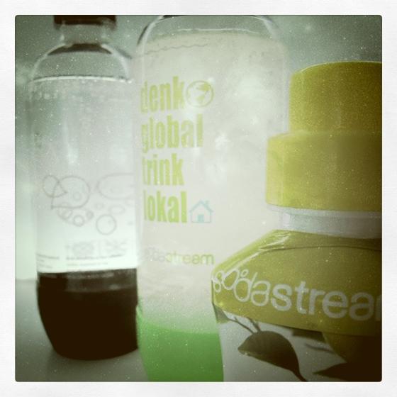 Im Test : SodaStream Umwelt Edition auf kleinstyle.com